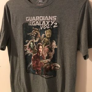 Disney marvel guardians of the galaxy T-shirt M